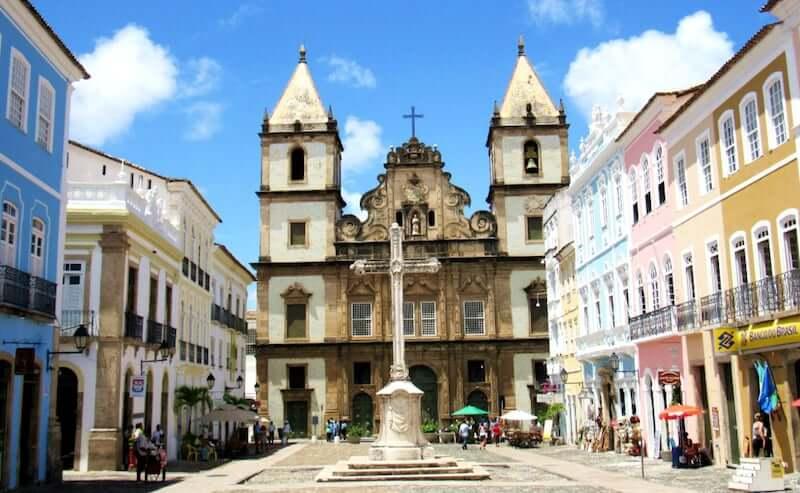 Museu Tempostal em Salvador: Pelourinho