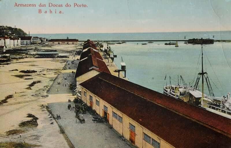 Museu Tempostal em Salvador: Cartão Postal do Porto