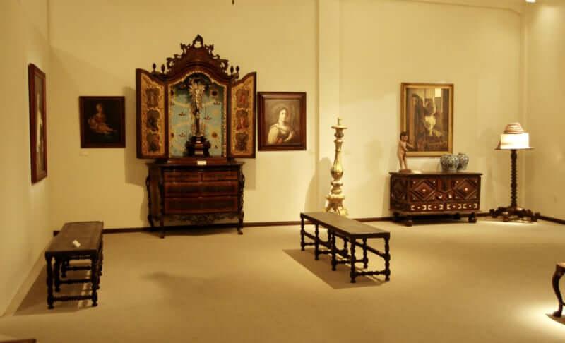 Museu de Arte da Bahia em Salvador: Exposição