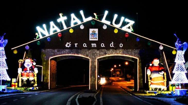 Natal em Gramado: Natal Luz