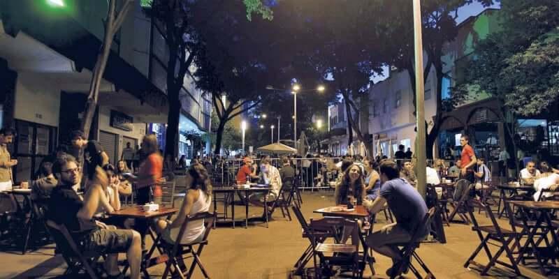 O que fazer à noite em Belo Horizonte: Lourdes
