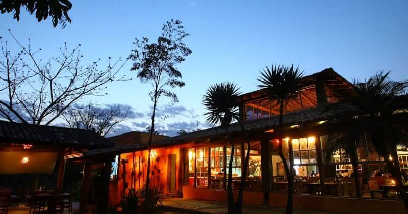 O que fazer à noite em Belo Horizonte: RestaurantePaladino