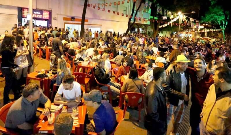 O que fazer à noite em Belo Horizonte: Savassi