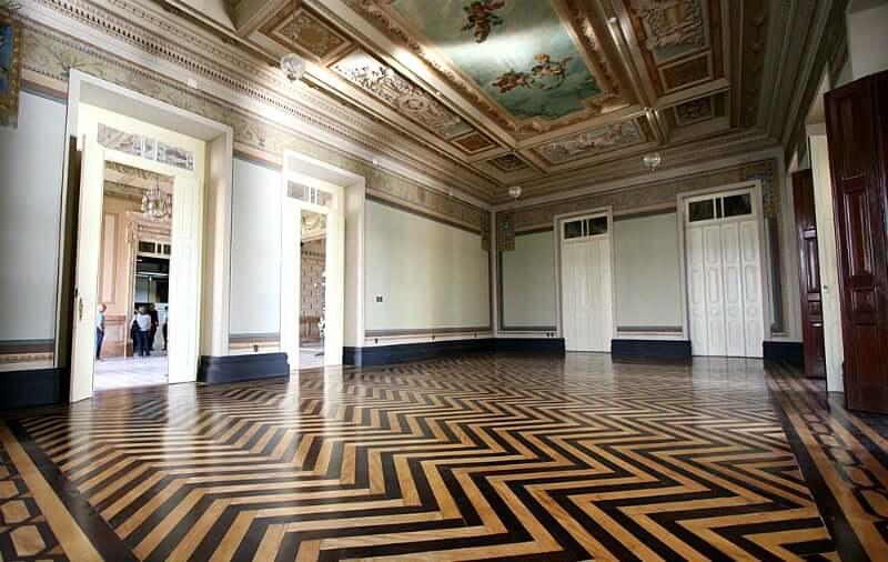Palácio Rio Branco em Salvador: Sala de exposição
