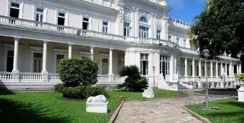Palácio Rio Branco em Salvador: Palácio da Aclamação