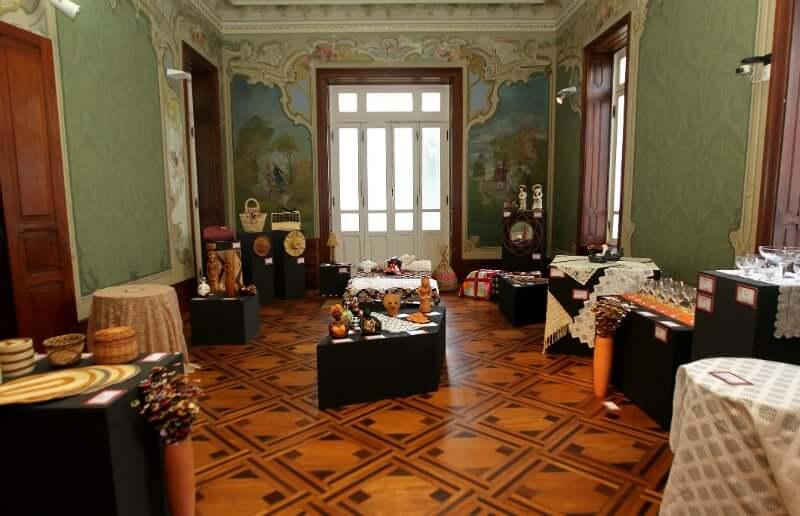 Palacete das Artes em Salvador: Sala de exposição