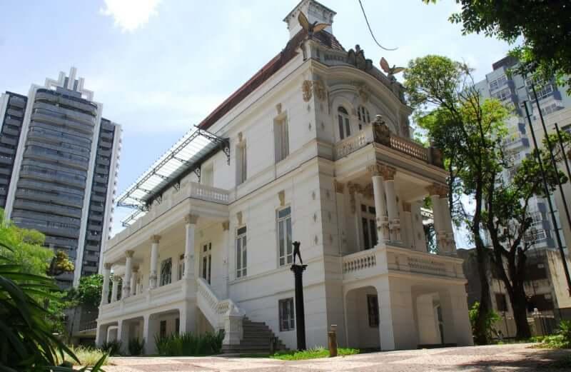 Palacete das Artes em Salvador: Como chegar