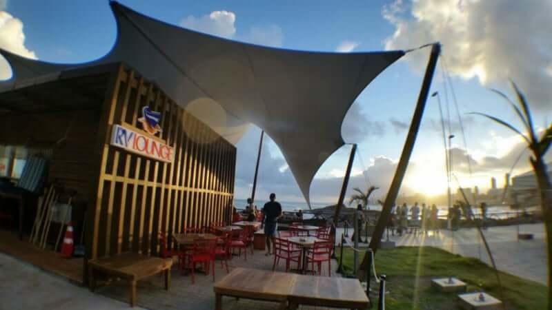 Mercado do Peixe em Salvador: RV Lounge