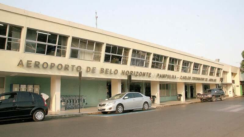 Como ir dos aeroportos de Belo Horizonte até o centro da cidade: Aeroporto Carlos Drummond de Andrade (Pampulha)