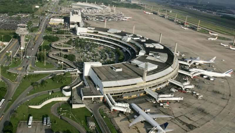 Como ir dos aeroportos de Belo Horizonte até o centro da cidade: Aeroporto Internacional de Belo Horizonte (Confins)