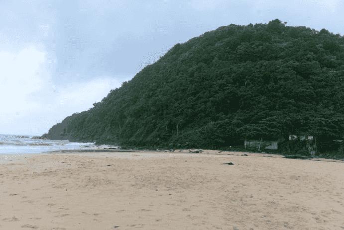 Lua de mel em Balneário Camboriú: Praia dos Amores