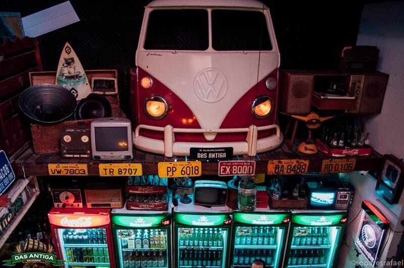 Melhores bares em Balneário Camboriú: Das Antiga Bar