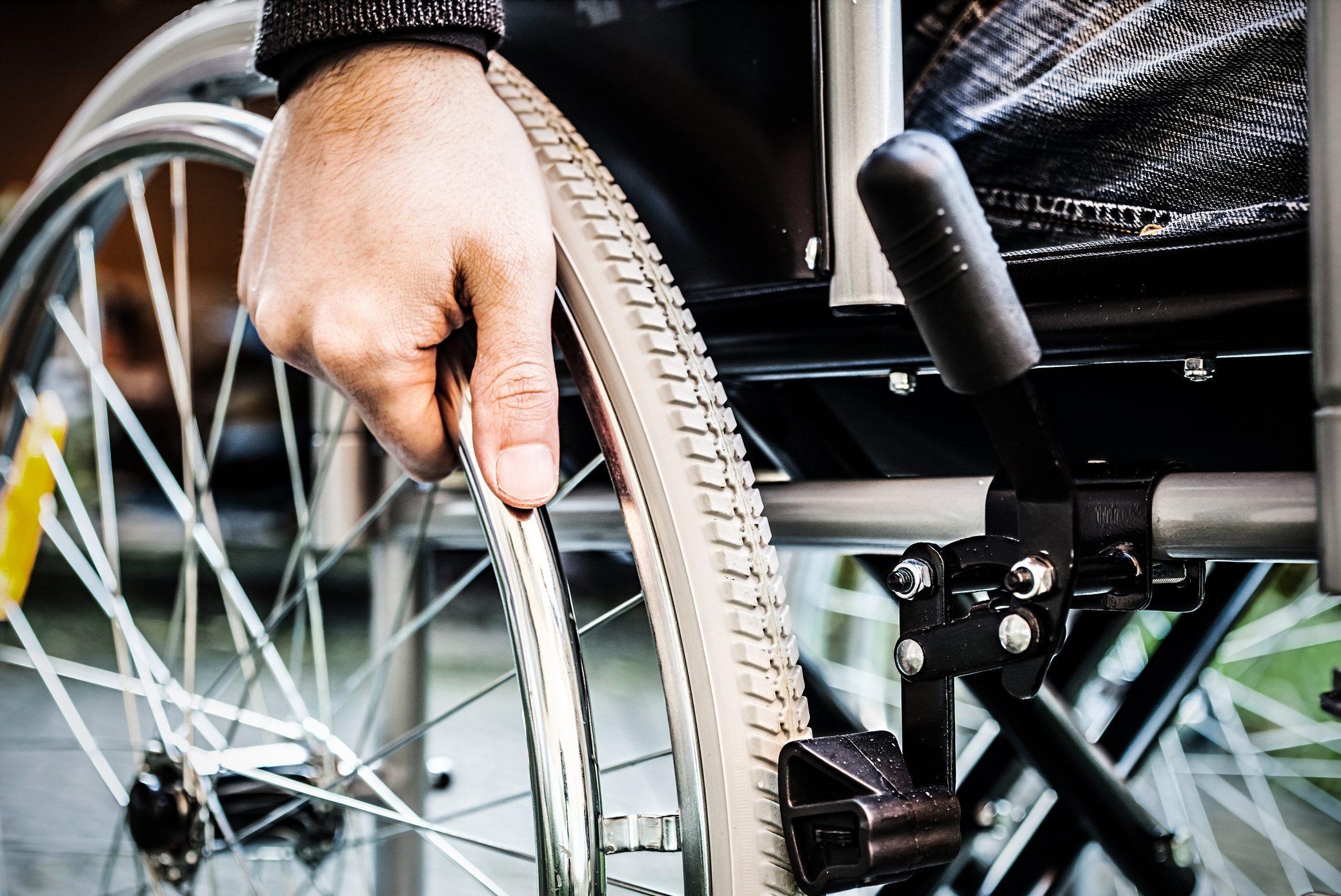 Deficientes físicos em Belo Horizonte