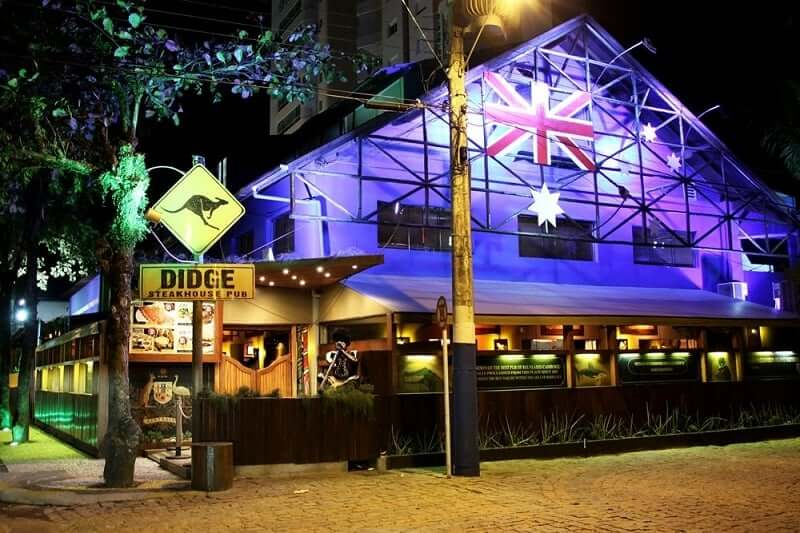 O que fazer à noite em Balneário Camboriú: Didge