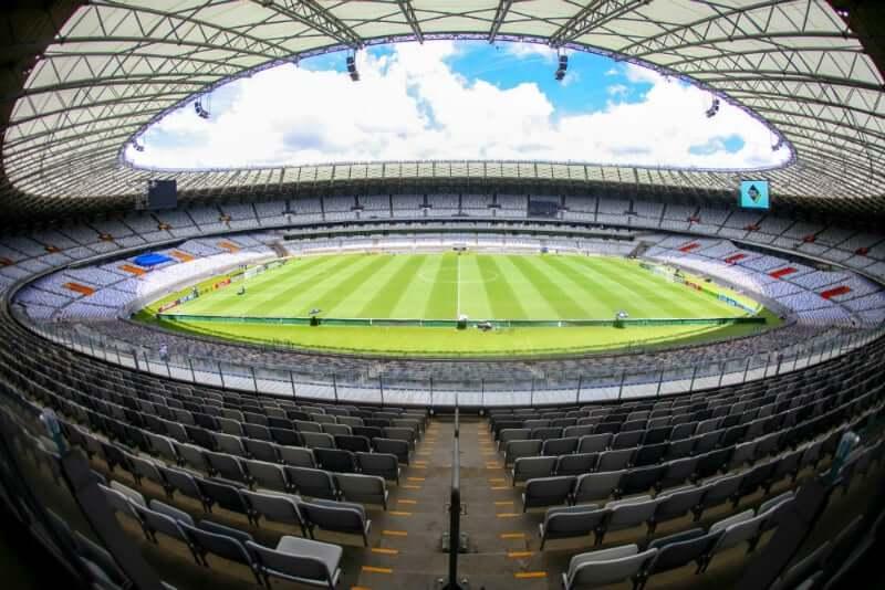 O que fazer com as crianças em Belo Horizonte: Estádio Governador Magalhães Pinto