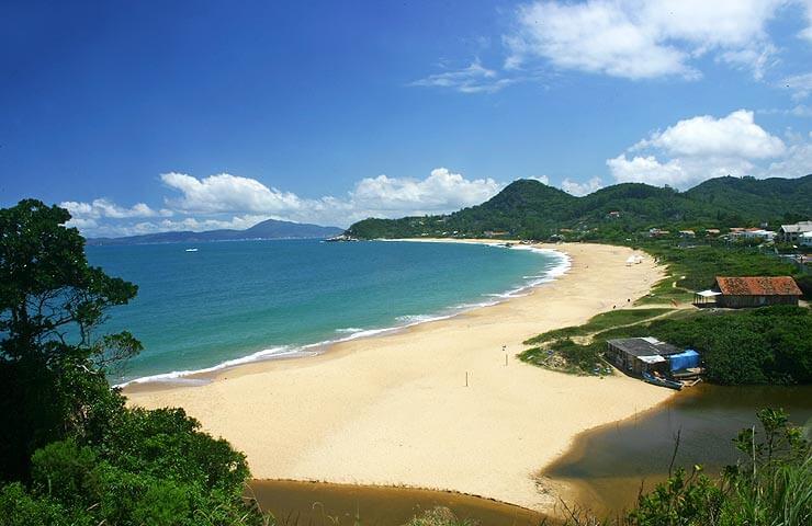 Natal em Balneário Camboriú: Praia do Estaleiro