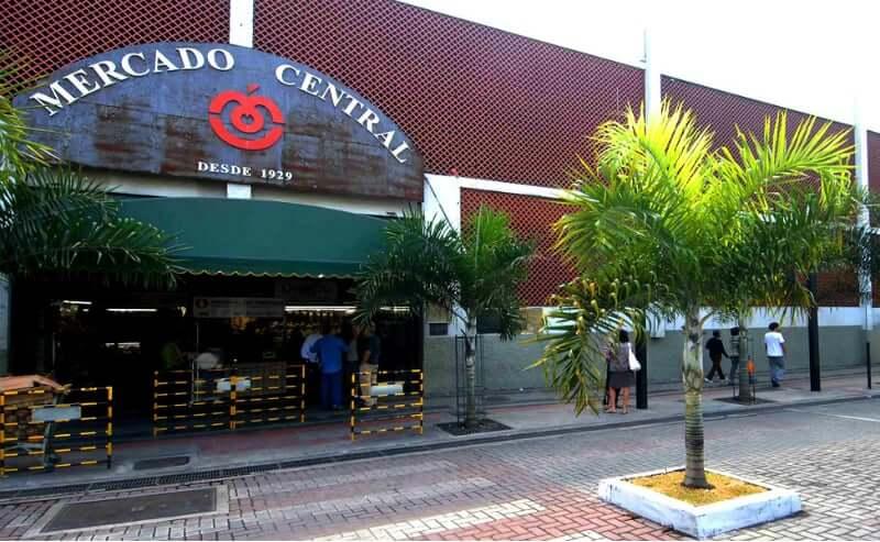 Museu de História Natural da UFMG em Belo Horizonte: Mercado Central
