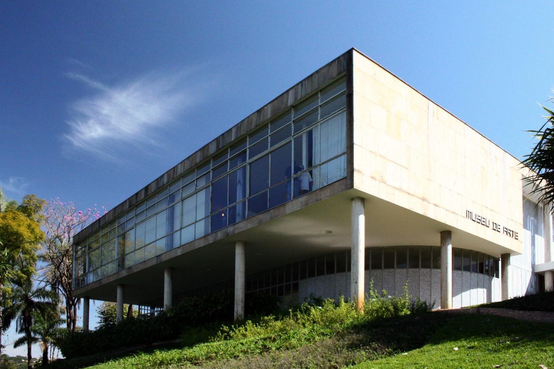 Deficientes em Belo Horizonte: Museu de Arte da Pampulha