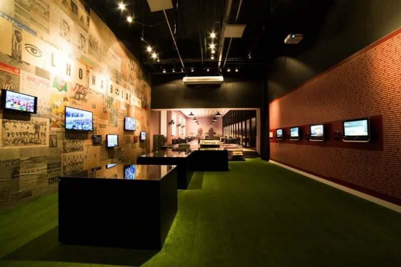 O que fazer com as crianças em Belo Horizonte: Museu do Futebol
