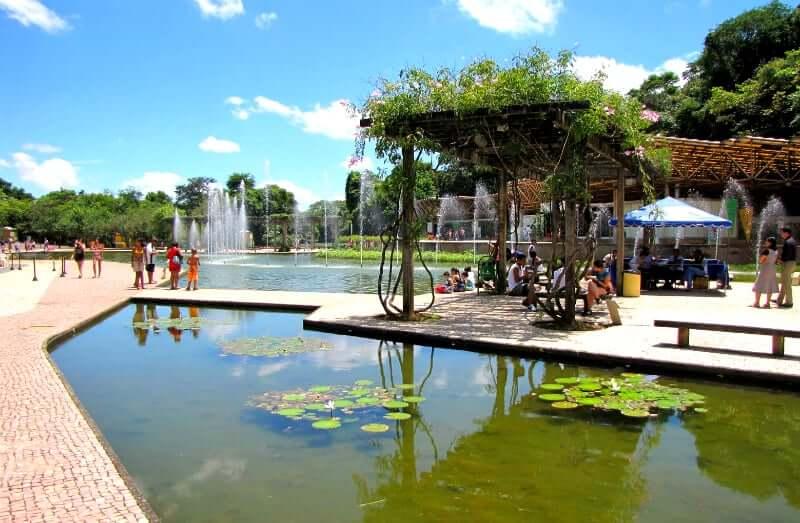 O que fazer com as crianças em Belo Horizonte: Parque das Mangabeiras