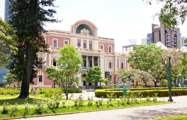 Palácio da Liberdade em Belo Horizonte: MM Gerdau - Museu das Minas e do Metal