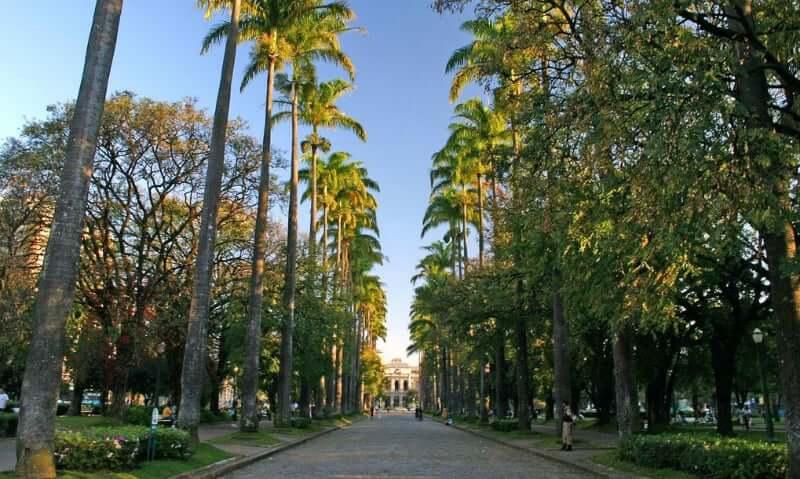 Palácio da Liberdade em Belo Horizonte: Como chegar