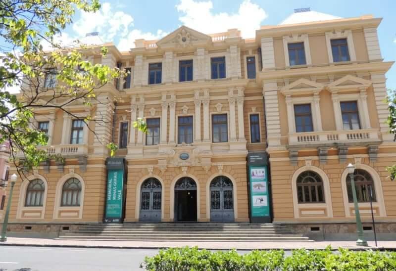 Centro Cultural Banco do Brasil em Belo Horizonte: Memorial Minas Gerais Vale