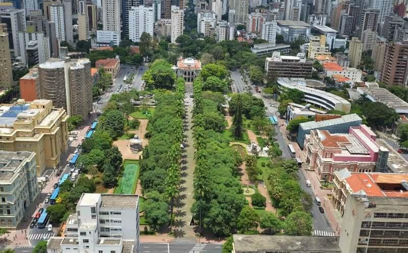 Centro Cultural Banco do Brasil em Belo Horizonte: Como chegar