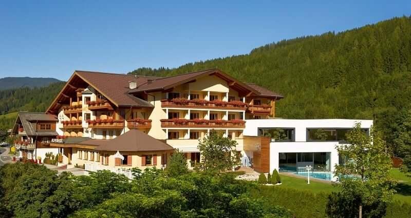 Hotel Alpenhof em Gramado