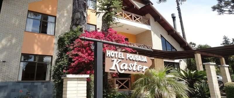 Hotel Pousada Kaster em Gramado