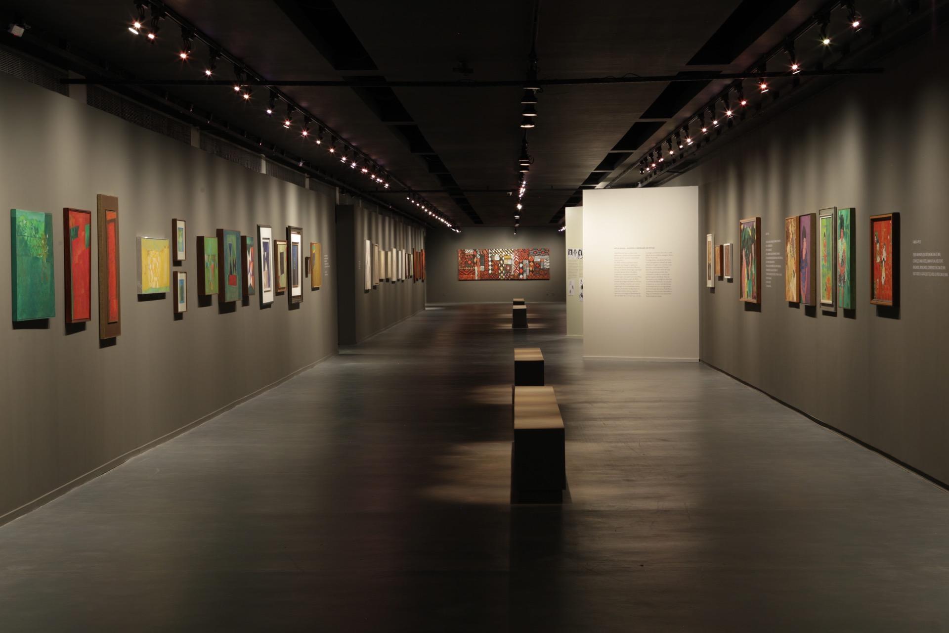Casa FIAT de Cultura em Belo Horizonte: Diversas exposições
