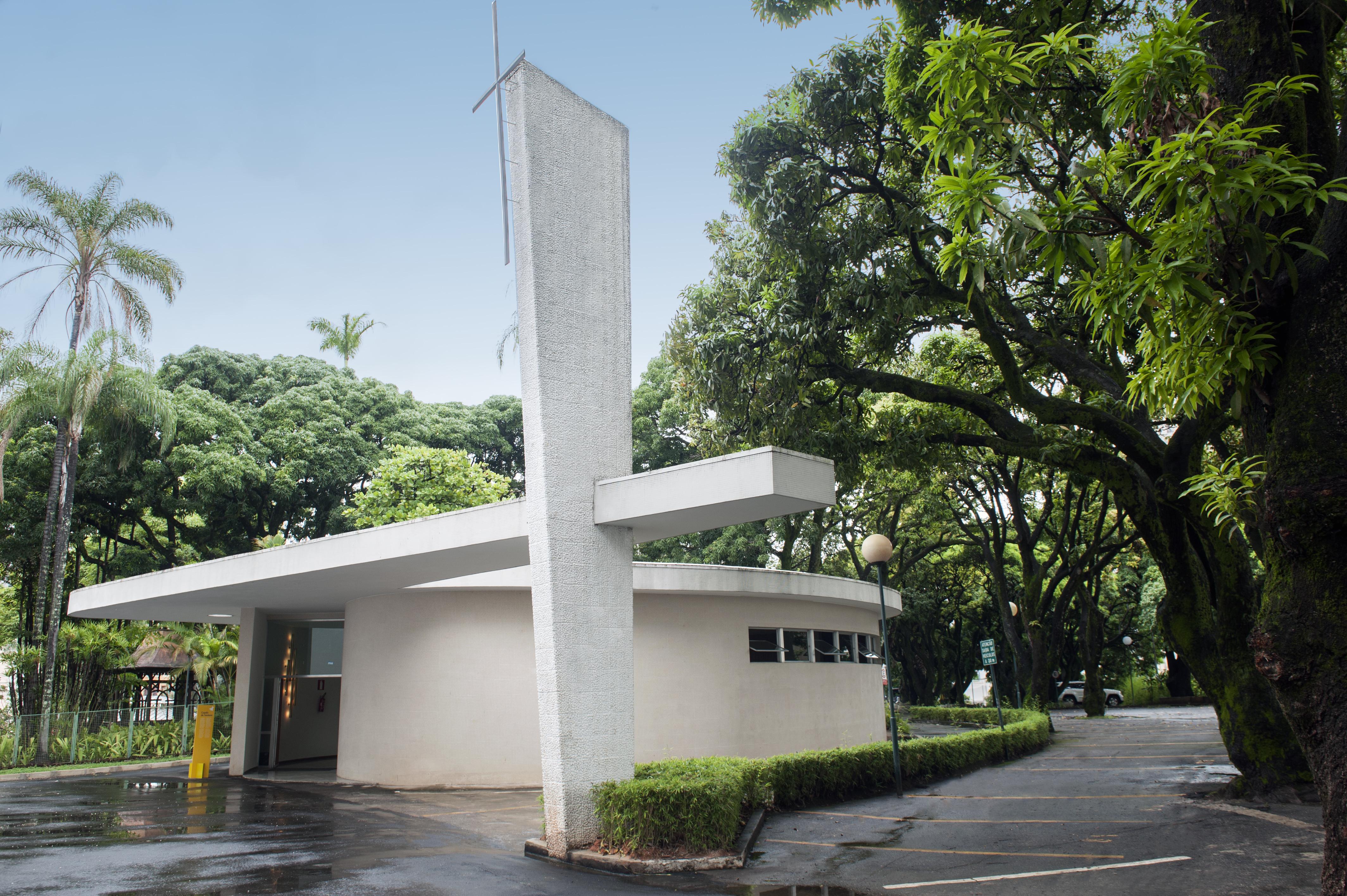 Casa Fiat de Cultura em Belo Horizonte: Capela de Santana