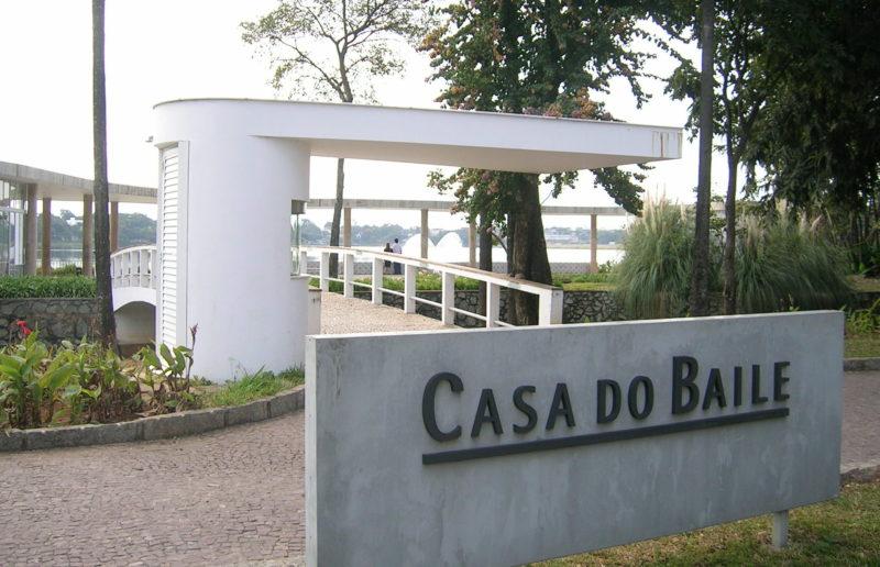 Casa do Baile em Belo Horizonte: Entrada