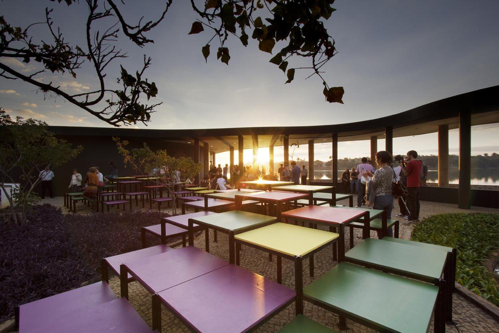 Casa do Baile em Belo Horizonte: Exposições