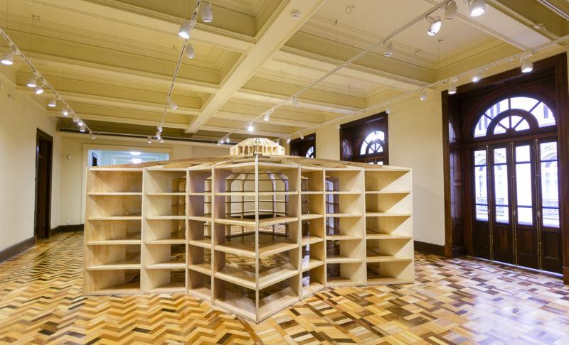 Centro Cultural Banco do Brasil em Belo Horizonte: Exposição