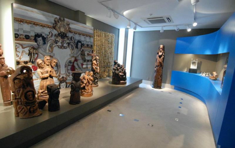 Centro de Arte Popular - CEMIGem Belo Horizonte: Obras de artistas mineiros