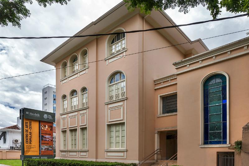 Centro de Arte Popular - CEMIGem Belo Horizonte: Como chegar