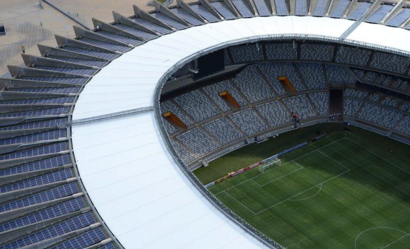 Estádio Governador Magalhães Pinto em Belo Horizonte: Cobertura