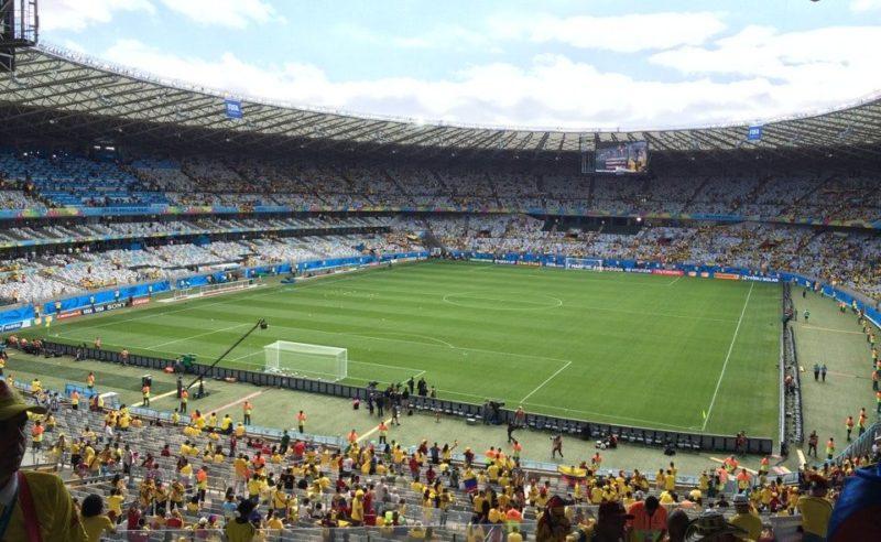 Estádio Governador Magalhães Pinto em Belo Horizonte: Jogos da Copa do Mundo 2014