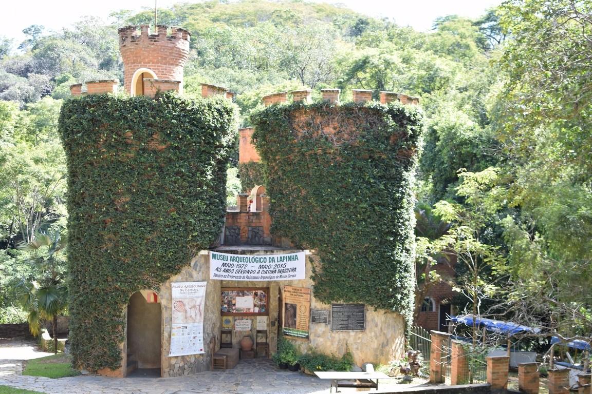 Gruta da Lapinha em Belo Horizonte: Museu Arqueológico de Lagoa Santa