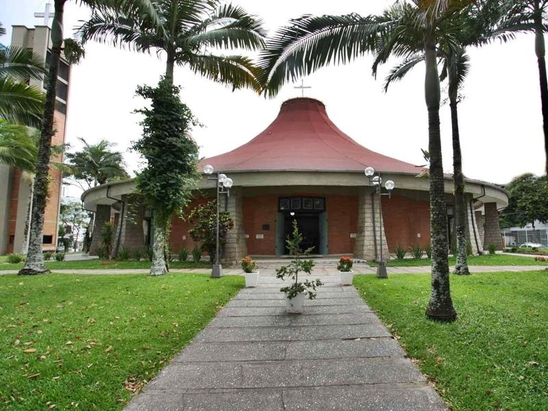 Natal em Balneário Camboriú: Igreja