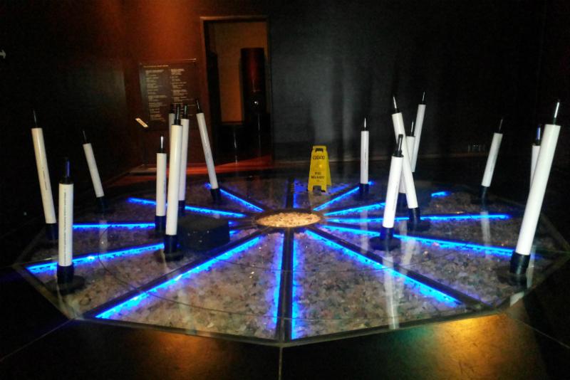 MM Gerdau - Museu das Minas e do Metal em Belo Horizonte: Exposições