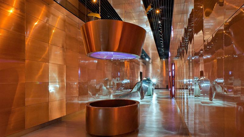 MM Gerdau - Museu das Minas e do Metal em Belo Horizonte: Exposições de metais