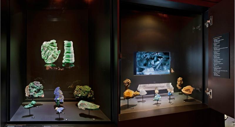 MM Gerdau - Museu das Minas e do Metal em Belo Horizonte: Exposições de mineração