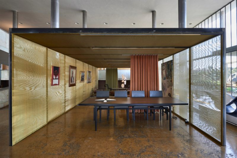 Museu de Arte Moderna da Pampulha em Belo Horizonte: Exposições