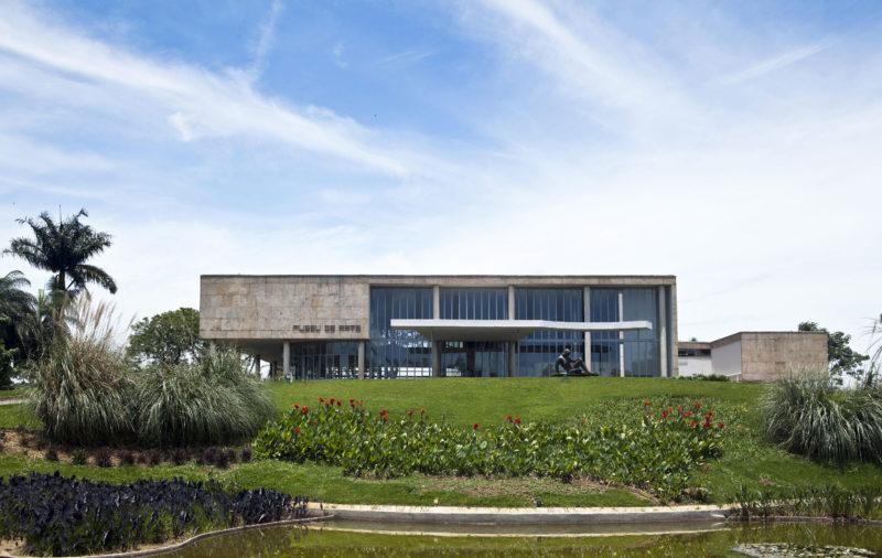 Museu de Arte Moderna da Pampulha em Belo Horizonte: Como chegar