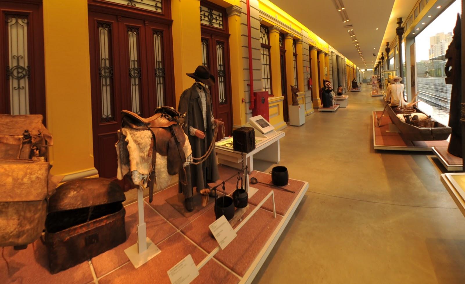 Museu de Artes e Ofícios em Belo Horizonte: Exposições