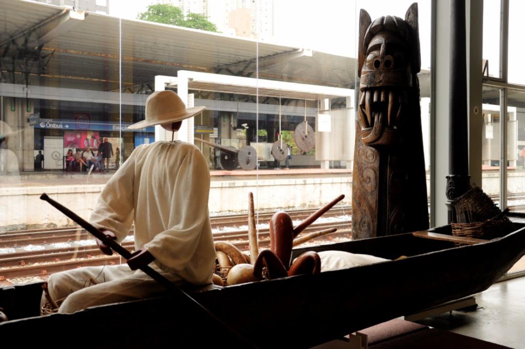 Museu de Artes e Ofícios em Belo Horizonte: Exposições sobre diversas profissões