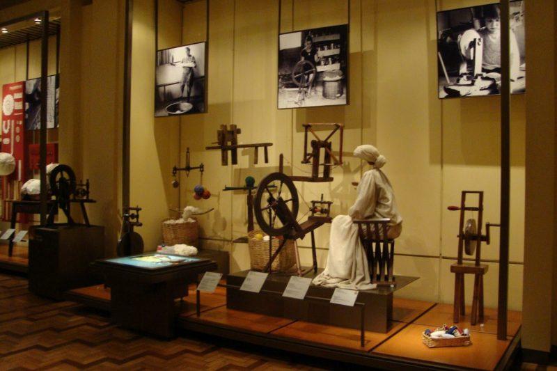 Museu de Artes e Ofícios em Belo Horizonte: Exposição sobre os ofícios de Fio e o Tecido