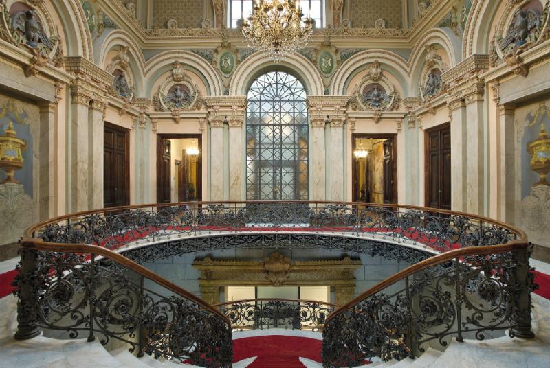 Palácio da Liberdade em Belo Horizonte: Segundo andar do Palácio